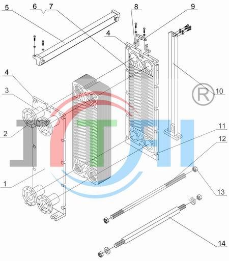 板式雷竞技官方网站结构图